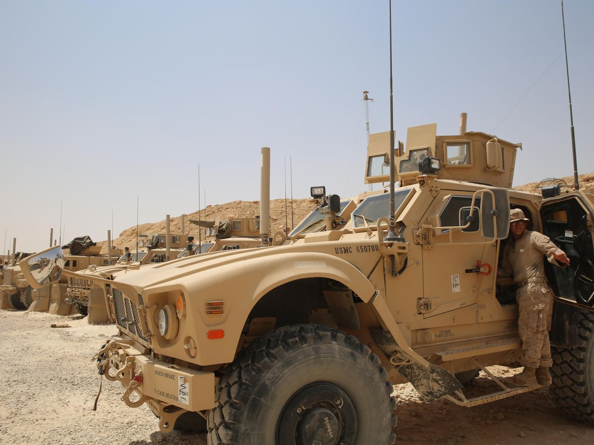 US forces: Rockets hit airbase in Iraq hosting US troops