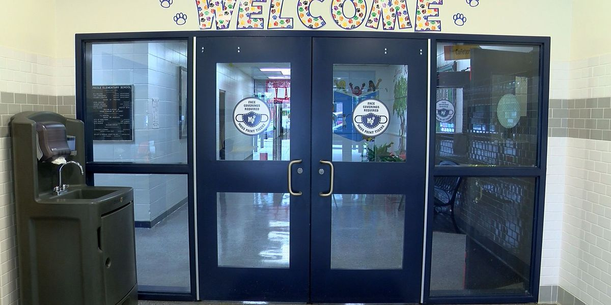 Moss Point School District will phase students back to campus starting October 5th