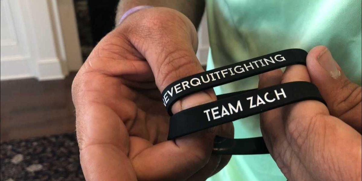 Coast cancer survivor sells bracelets to help children fighting disease