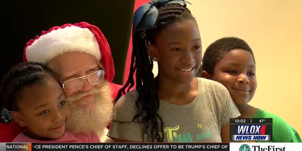 Junior Auxiliary program brings a little Christmas miracle to Gulfport children