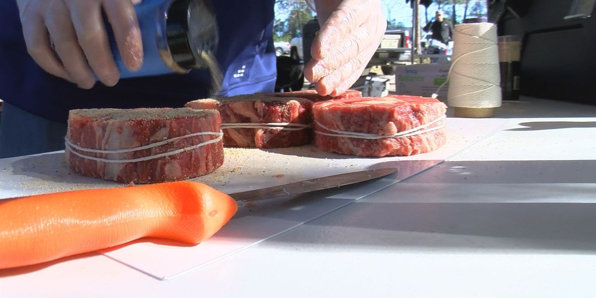 Meat on the menu at second annual SCA Shed Showdown