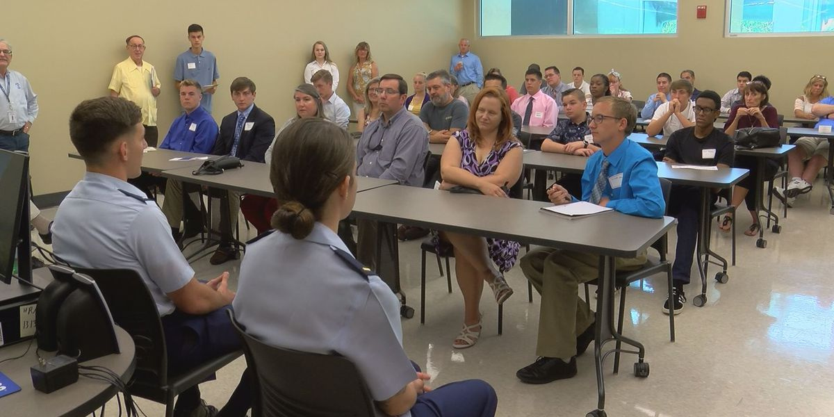 Rep. Steven Palazzo hosts Academy Day for high school students