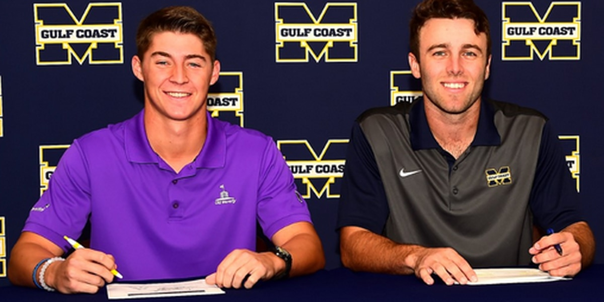 MGCCC baseball players Mills & Taylor sign scholarships to play on the next level