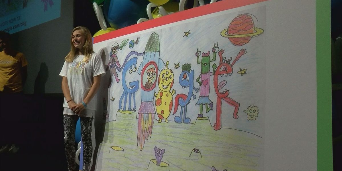 Ocean Springs Upper Elementary student wins award from Google