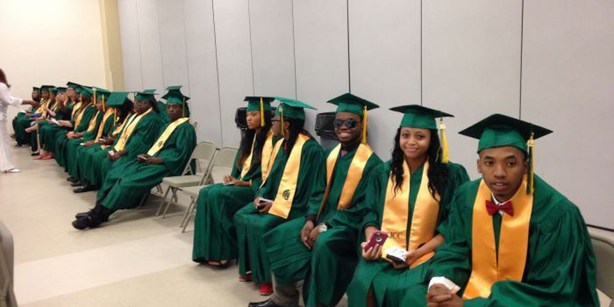 More than 80 students graduate from Gulfport Job Corps