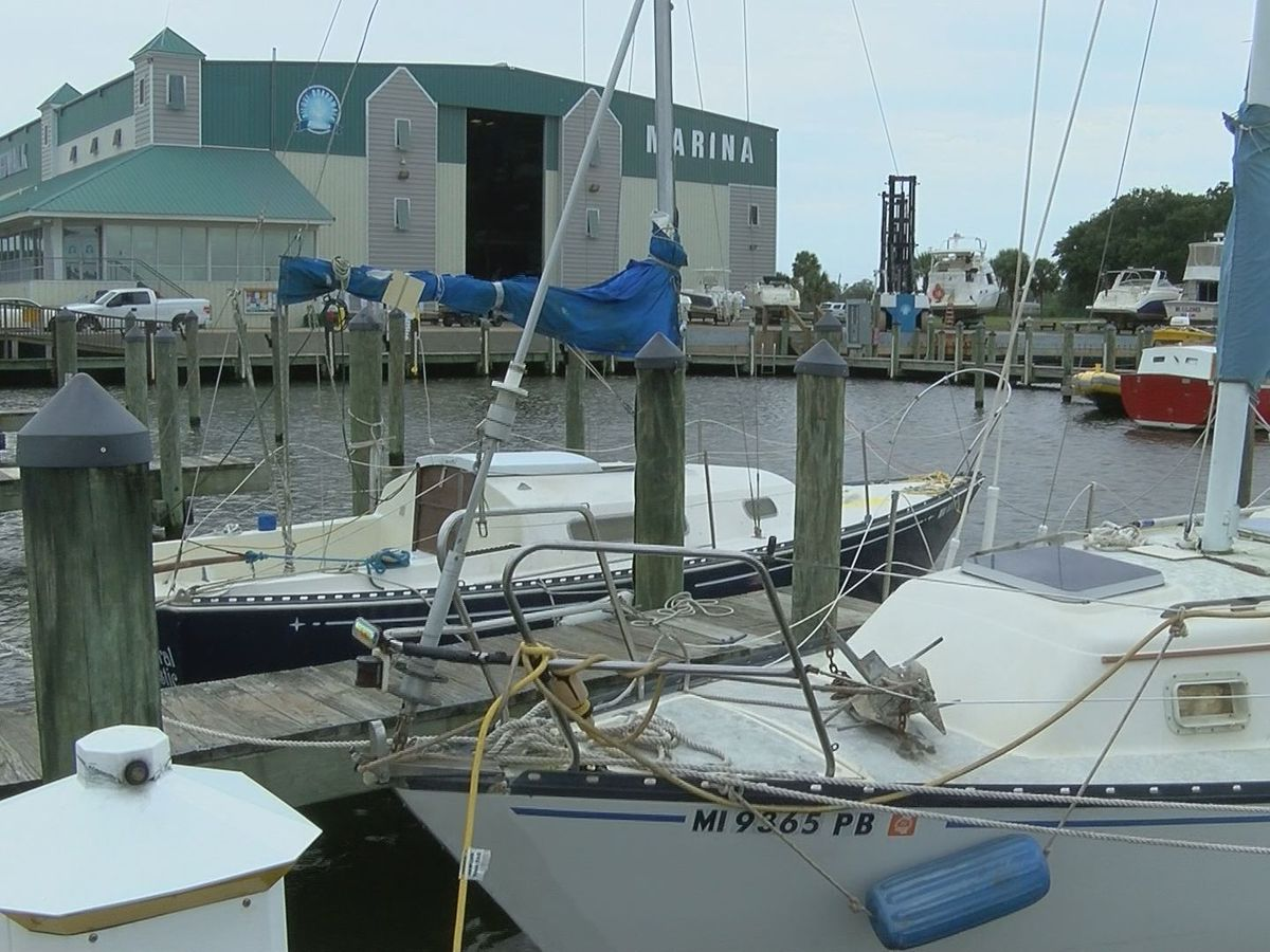 Biloxi Boardwalk Marina closing leaves boaters high and dry
