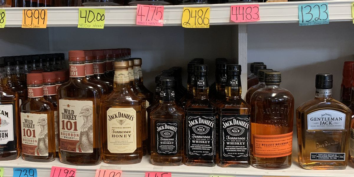 Liquor stores see spike in sales during coronavirus outbreak