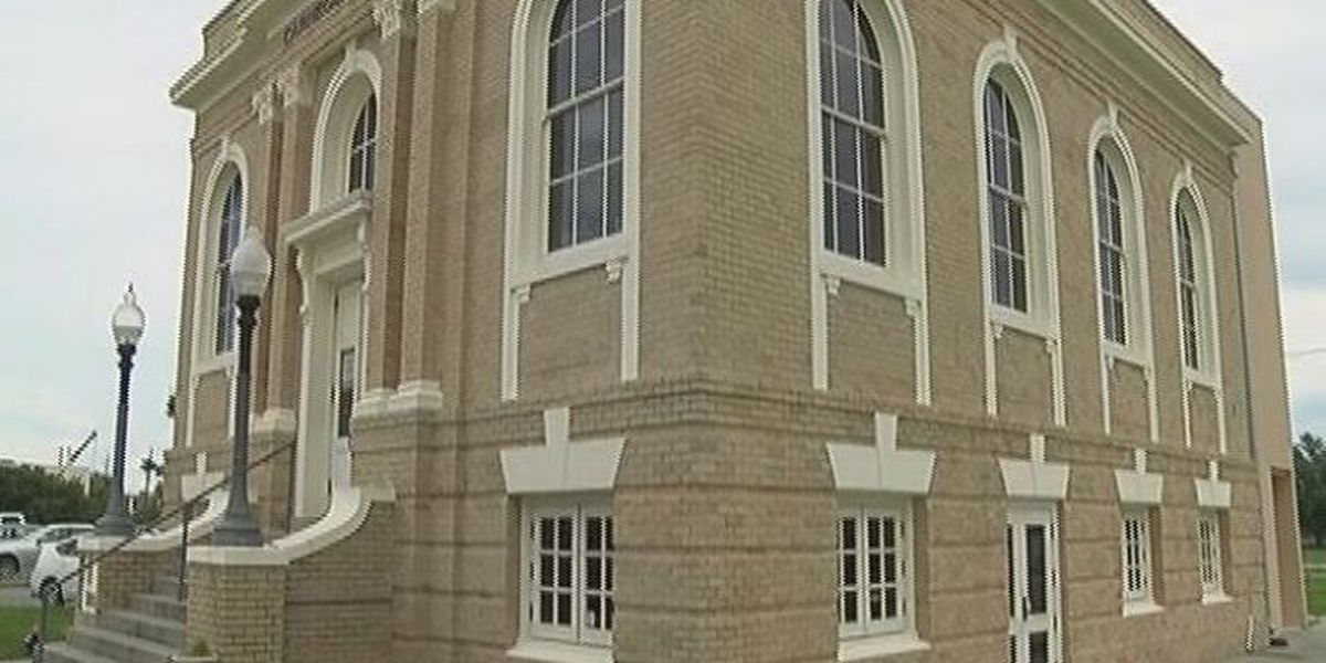 Carnegie Library restored to former glory just in time for 100th birthday