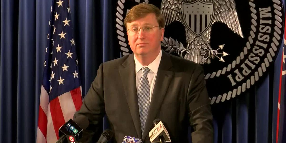 Attorneys: Mississippi Gov. Tate Reeves properly vetoed parts of bills