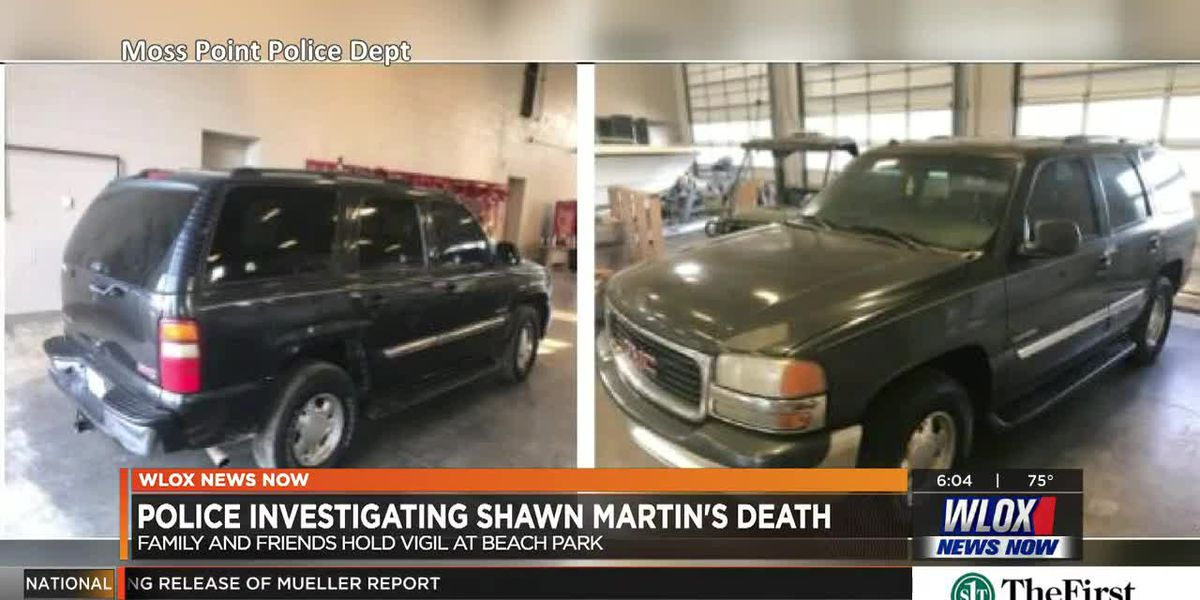 LIVE REPORT: Police investigating Shawn Martin death as a homicide