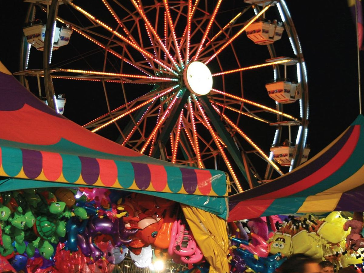 Jackson County Fair returns for a week of rides, games, food and more