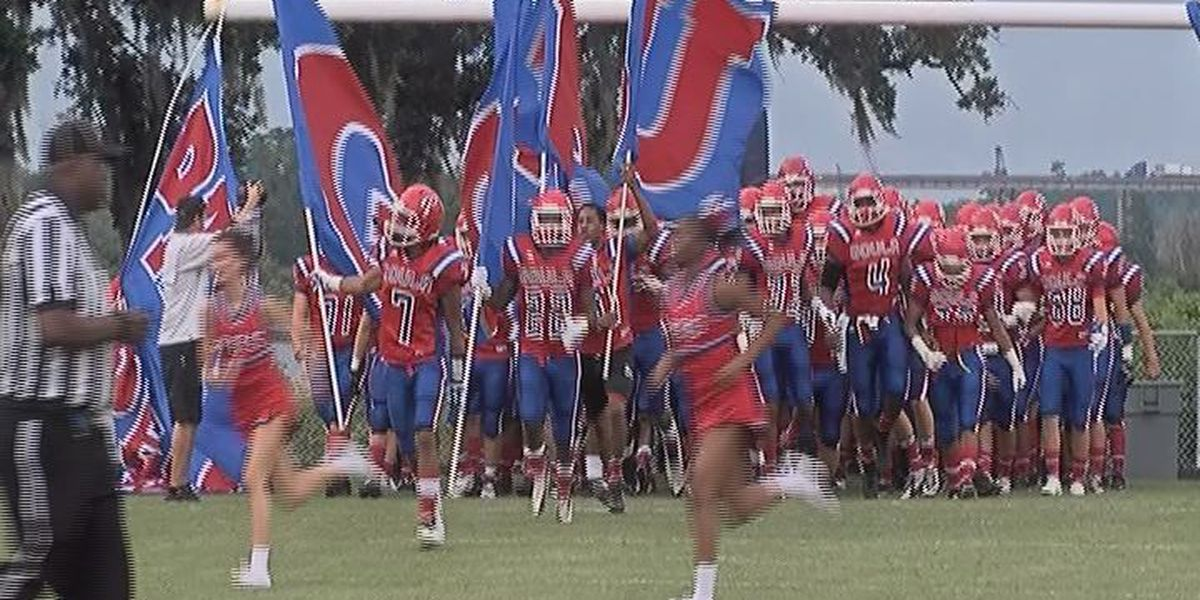Pascagoula Panthers used defense and solid running game to beat Moss Point