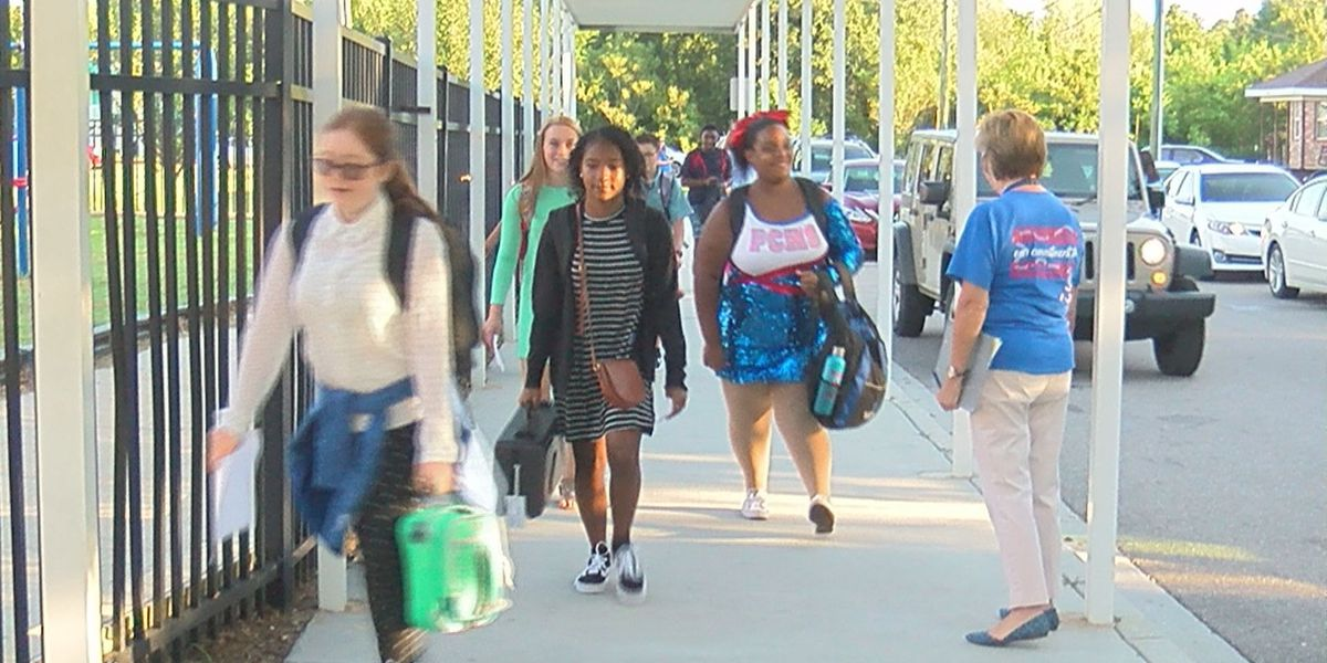 Summer ends for Pass Christian students as new school year begins