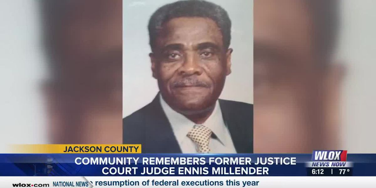 Former Jackson Co. Justice Court judge dies at 85