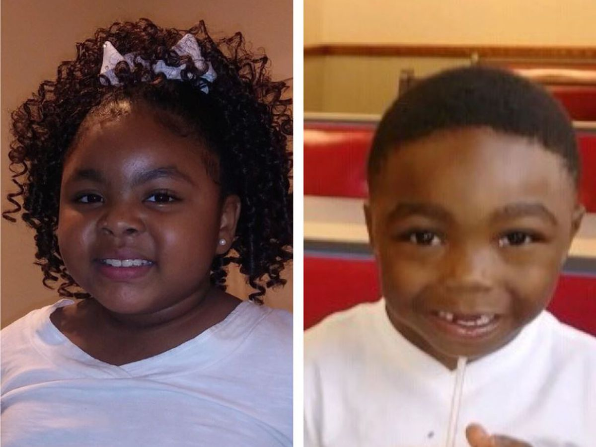 MBI issues endangered/missing child alert for Hattiesbug children