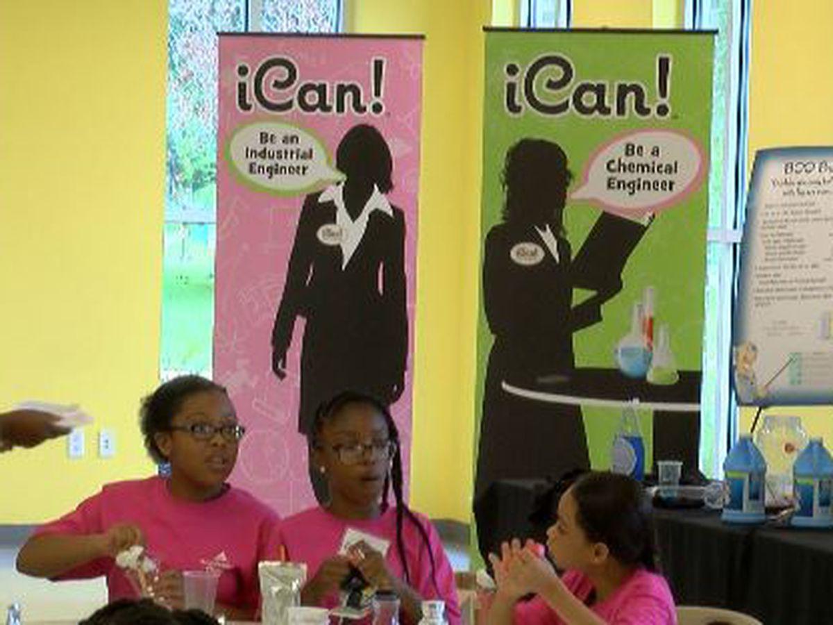 Mississippi Power hosts iCan! Girls STEM Camp