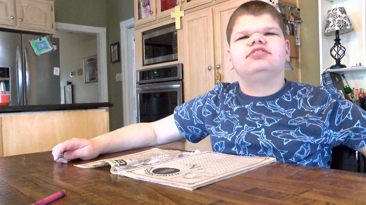 Rare Disease Day: 13-year-old Gulf Coast teen battles congenital disorders of glycosylation