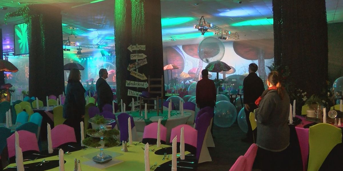 New Year's Eve party preps underway on the Coast