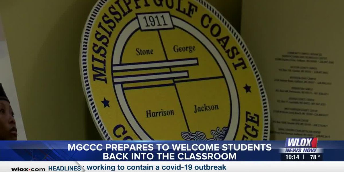 Amid COVID-19 pandemic, MGCCC enrolls nearly 1,000 students campus-wide