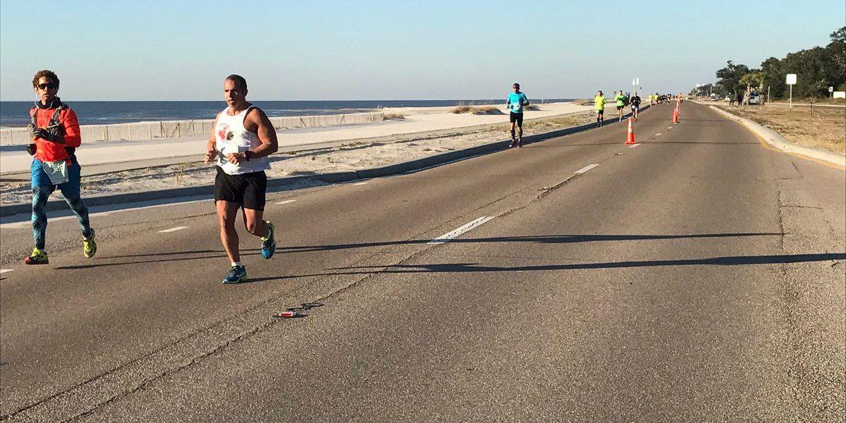 Mississippi Gulf Coast Marathon takes over Hwy. 90