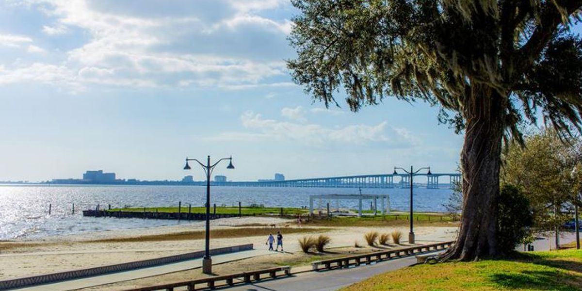 Ocean Springs is in the running for USA Today's Best Coastal Small Town