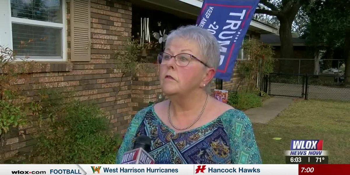 Supporters of presidential candidates get opinionated on election