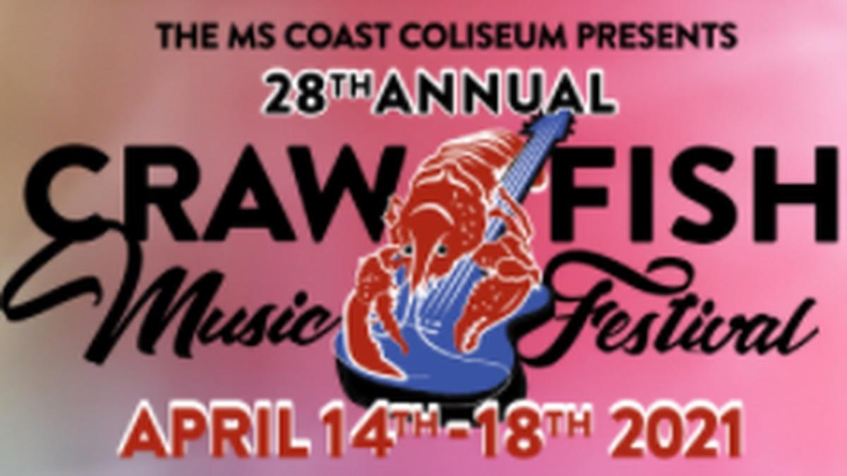 Coast Coliseum sees ticket sales soar as Crawfish Music Festival crawls closer