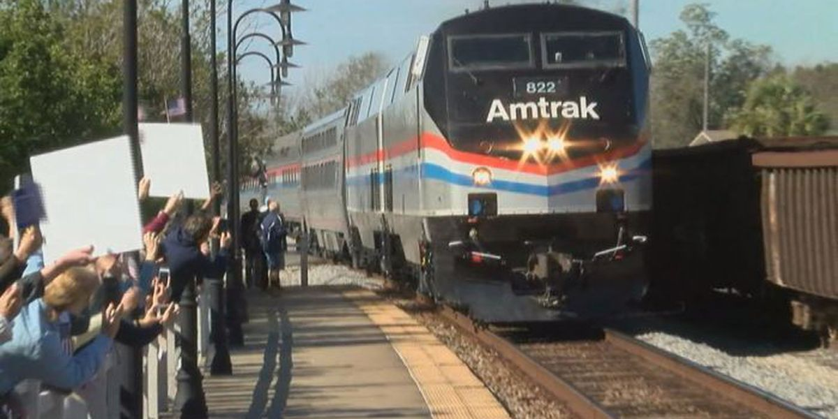 Report to Congress recommends passenger rail service on Gulf Coast