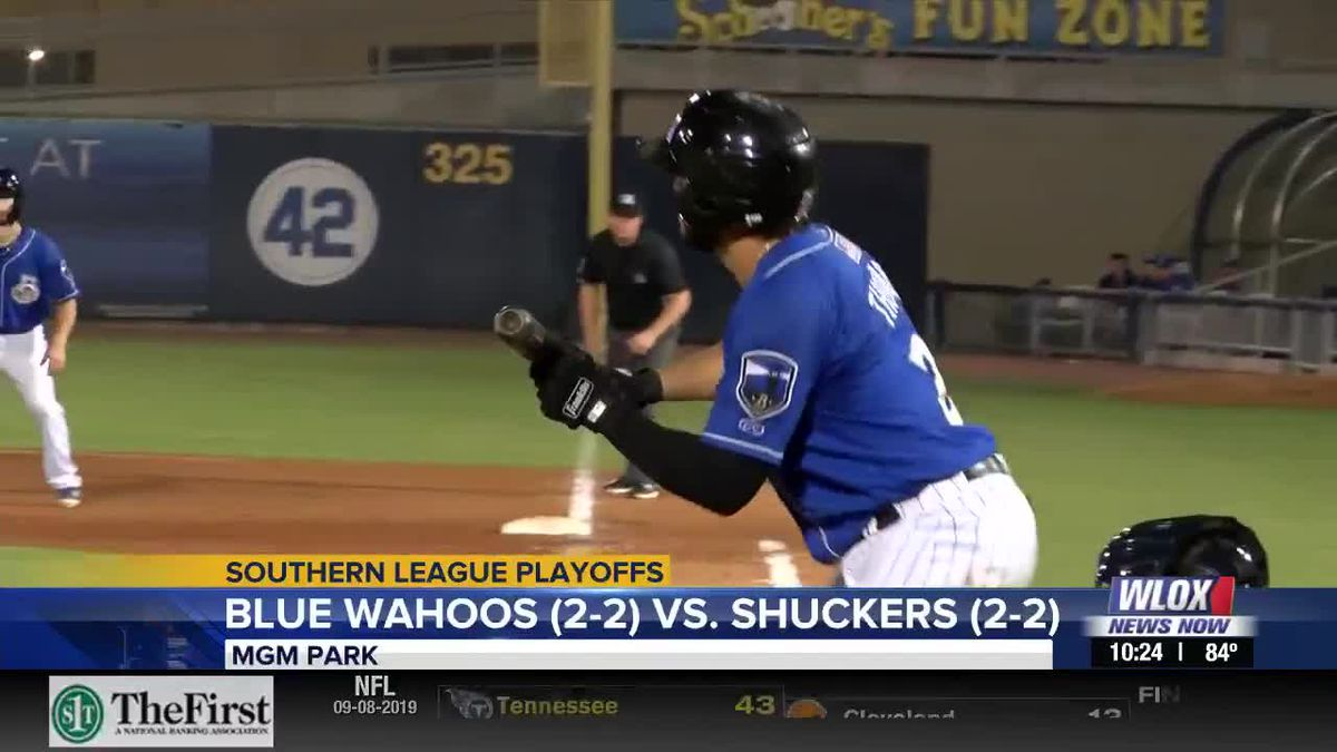 Biloxi Shuckers player recovering after ball smashes jaw during game