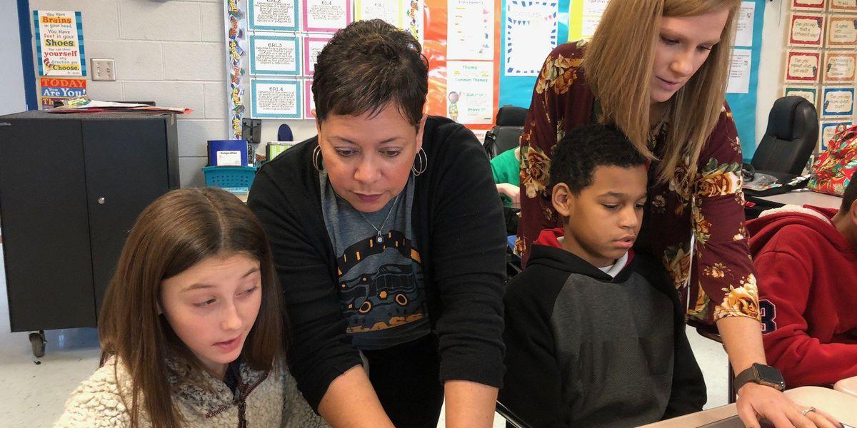 Hi-tech tools boost school curriculum in Pascagoula and Gautier