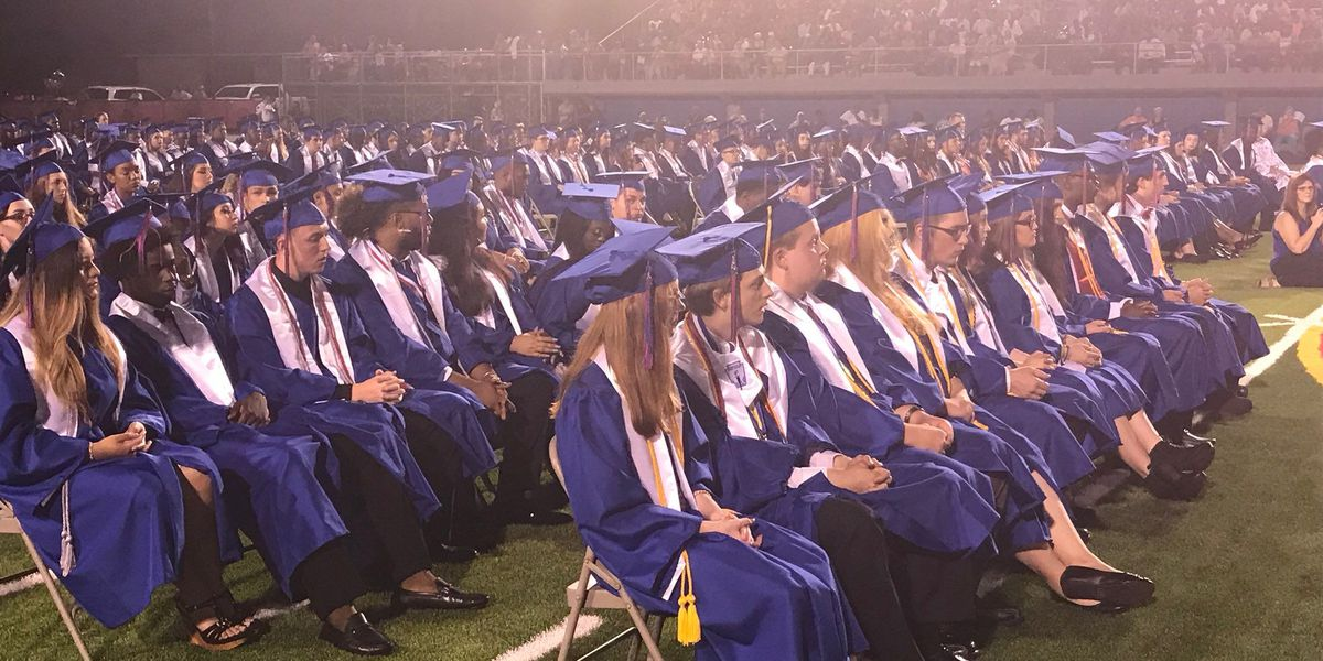 Pascagoula High seniors graduate after a year of accomplishments