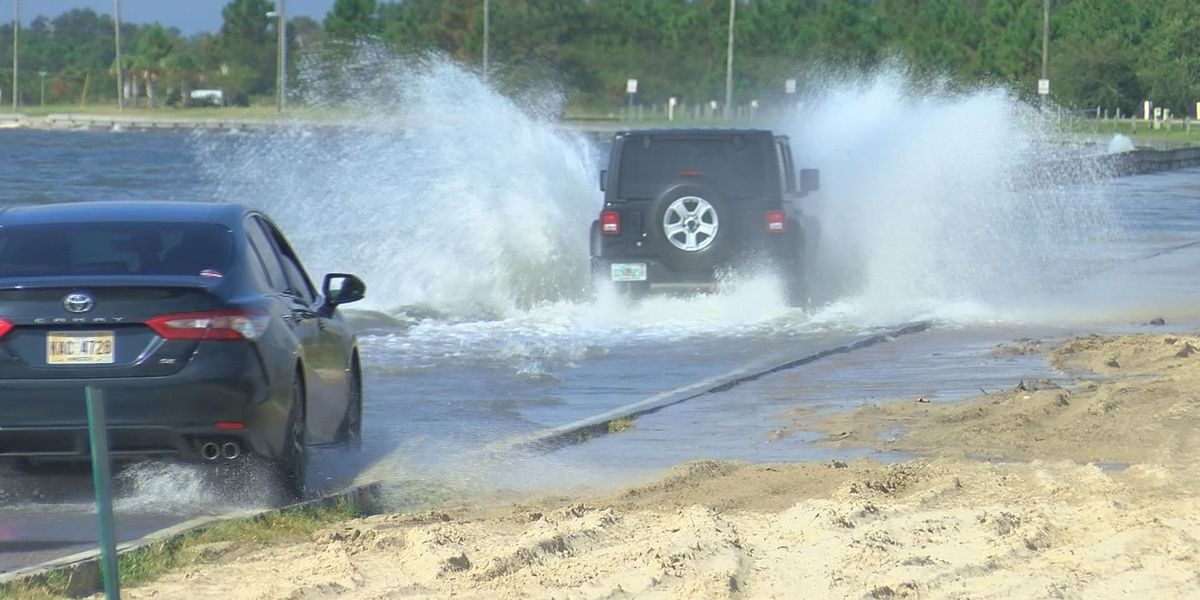 Some stay, some go in Hancock County ahead of Hurricane Sally