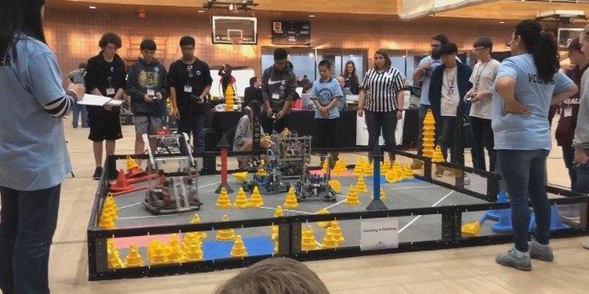 Gulfport robotics teams headed to world championship