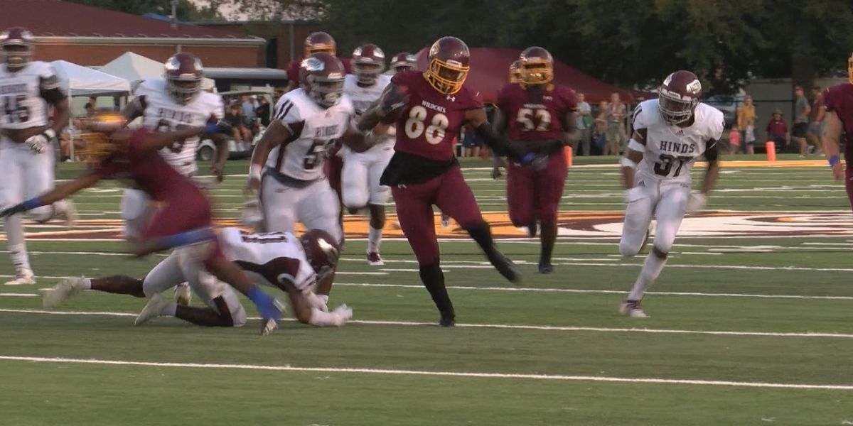 Pearl River lose fourth straight, drubbed by Hinds 51-9