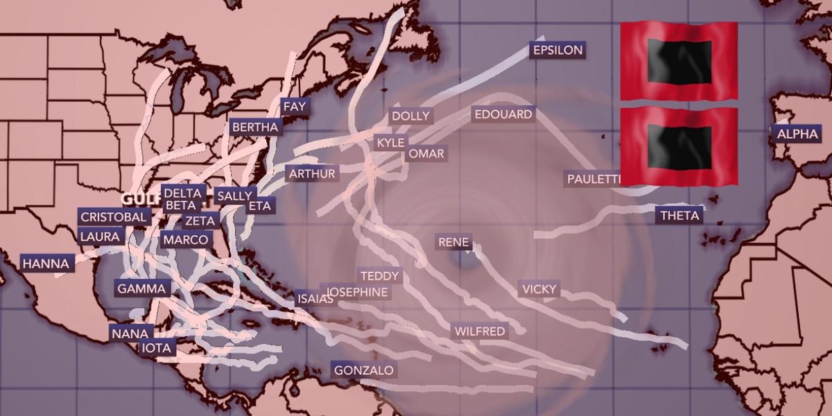 A new normal for hurricane season -- NOAA ups the average