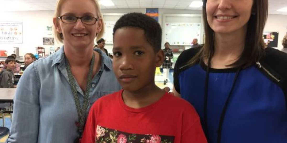2 Bel Aire Elementary teachers credited with saving student's life