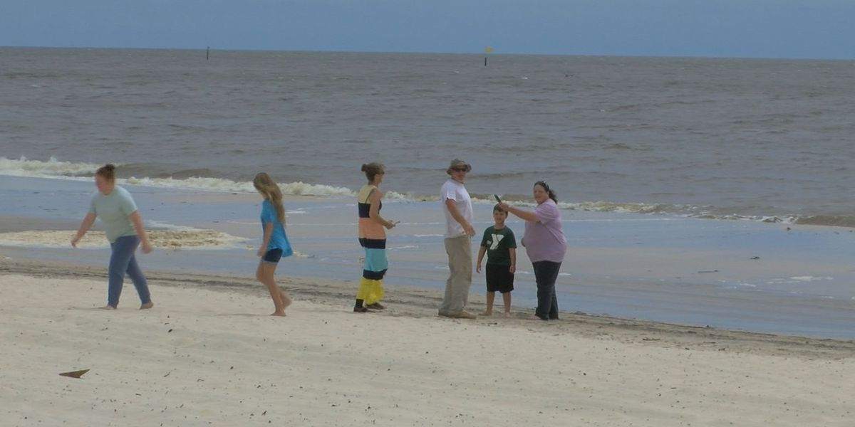 Hurricane Sally spoils vacation plans for some