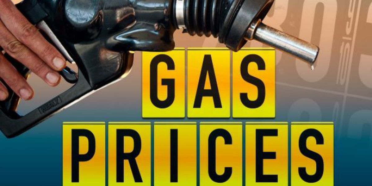 Gas prices falling in South Mississippi