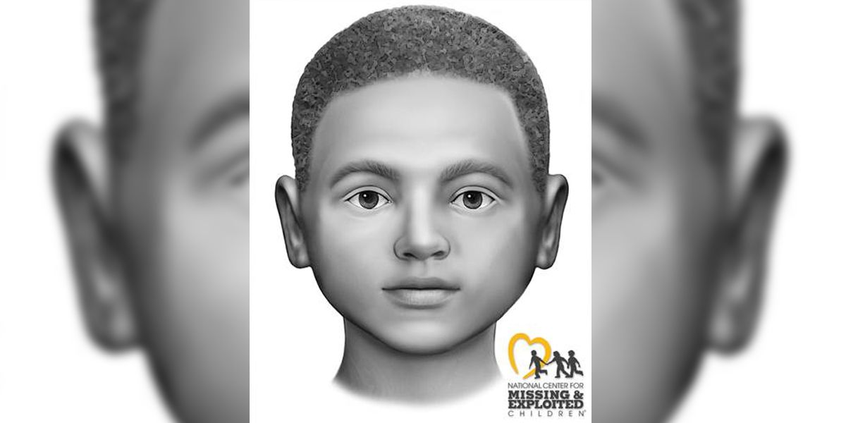 7 years later, sketch gives hint to appearance of young boy whose remains were found in ditch