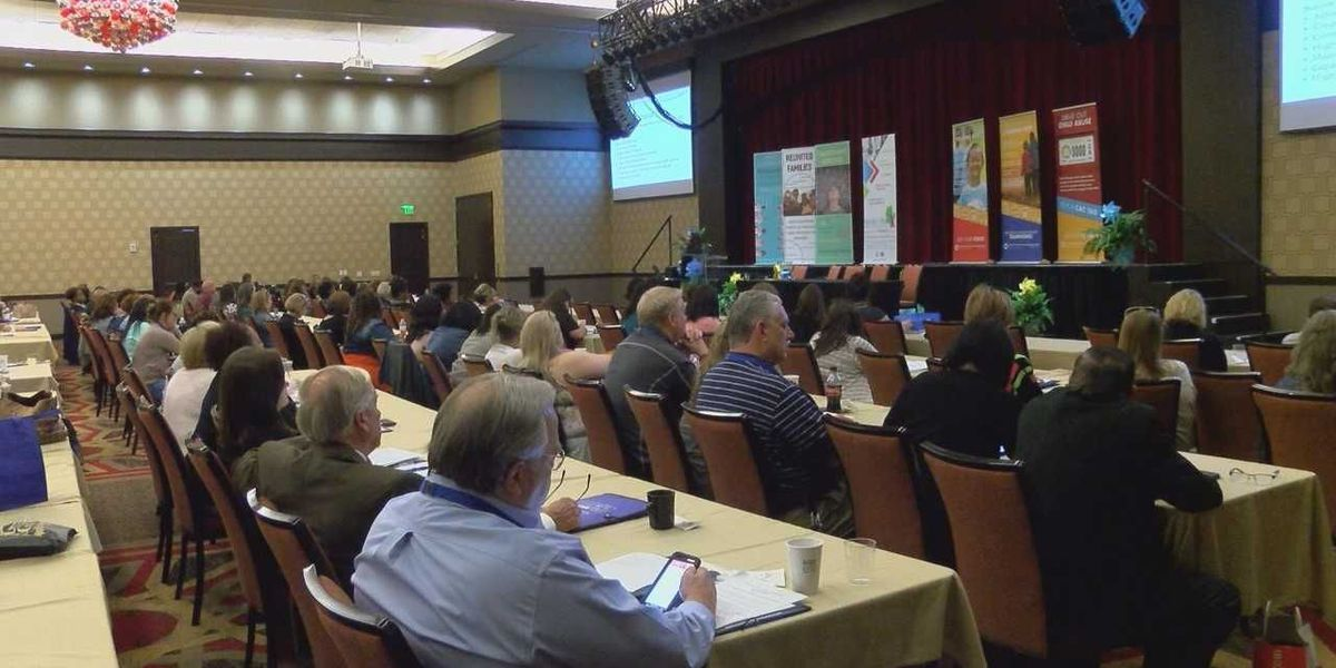 Professionals around Mississippi gather in effort to protect children from abuse