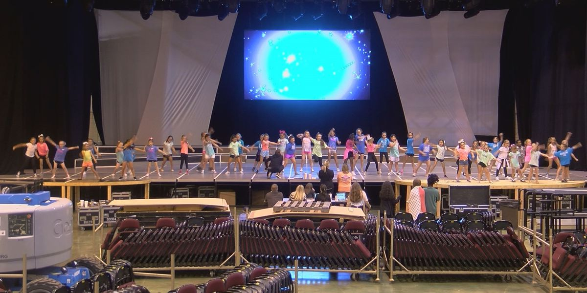 Miss Mississippi contestants prepare for a busy week of competition