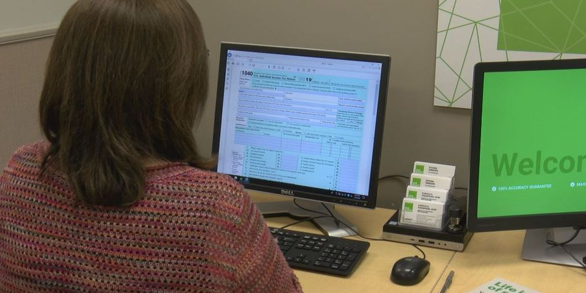Tax companies, clients filing early as IRS kicks off tax season