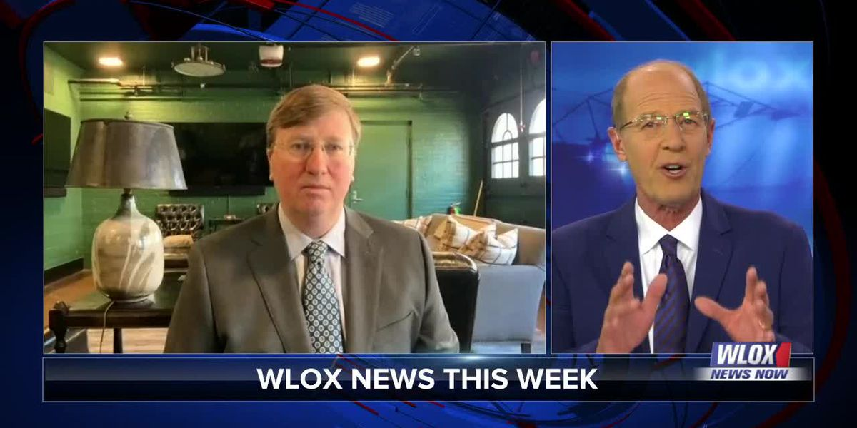 WATCH: Gov. Reeves talks mask mandates, dumping the state income tax, and the election