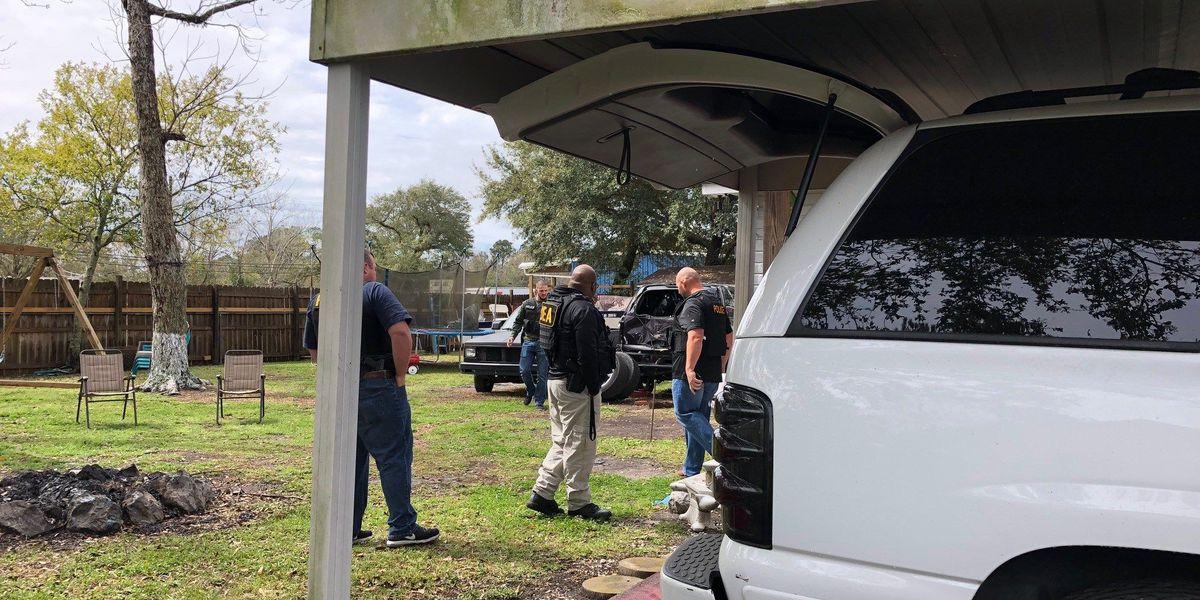 Coast law enforcement carries out major drug bust
