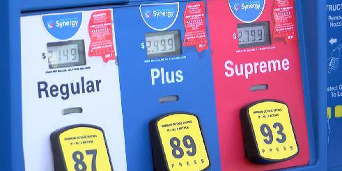 Gas prices on the rise as holidays near