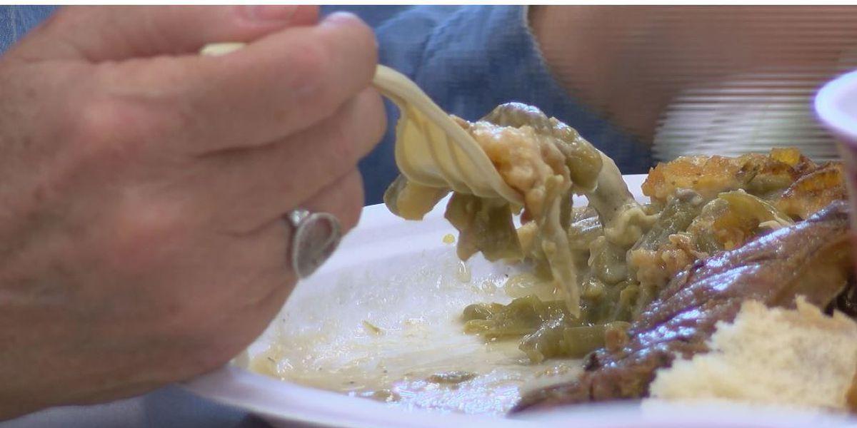 Organization feeds homeless days after Thanksgiving