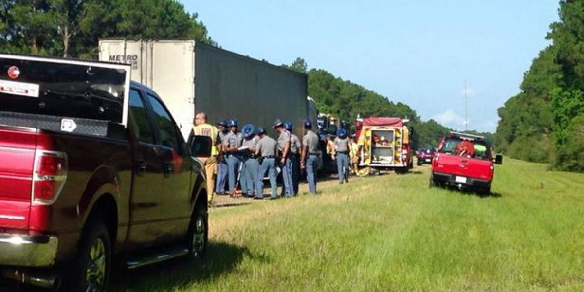Jackson County accident victims identified