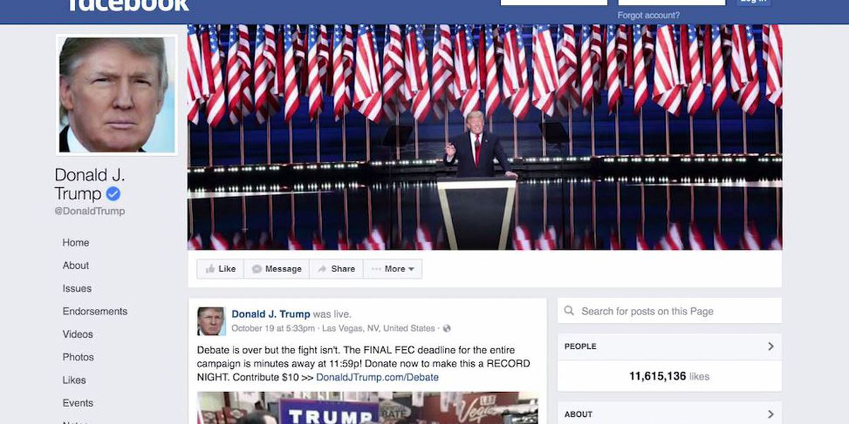 Facebook board to decide whether to restore Trump's account