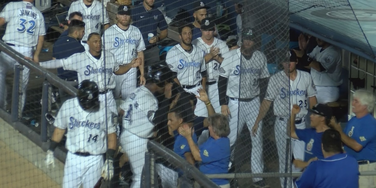 Shuckers Season Ends, Fall to Generals in Southern League Championship