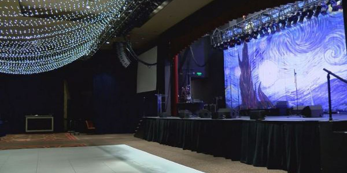 New Year's Eve party preps take over several coast venues